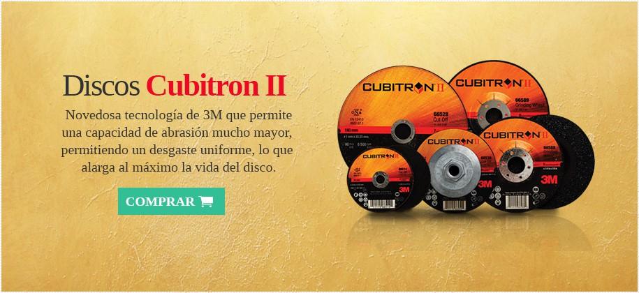 Discos-Cubitron-ii