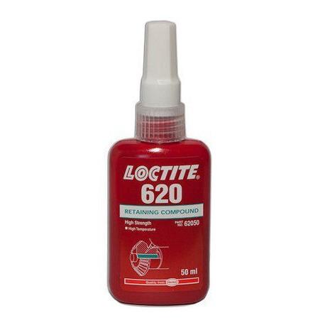 Adhesivo 620 retenedor 50ml alta temperatura LOCTITE