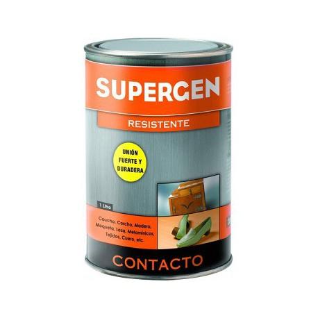 Adhesivo de contacto 1l amarillo SUPERGEN