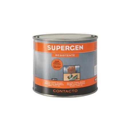 Adhesivo de contacto envase 500ml amarillo SUPERGEN