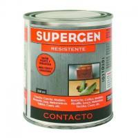 Adhesivo de contacto envase 250ml amarillo SUPERGEN