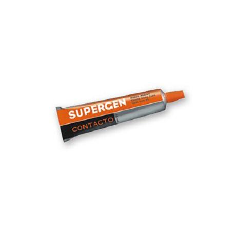 Adhesivo de contacto 75ml amarillo blister SUPERGEN
