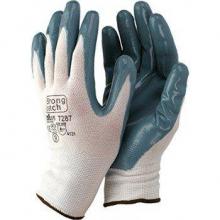 Guante 7287 t09 nylon/nitrilo STARTER