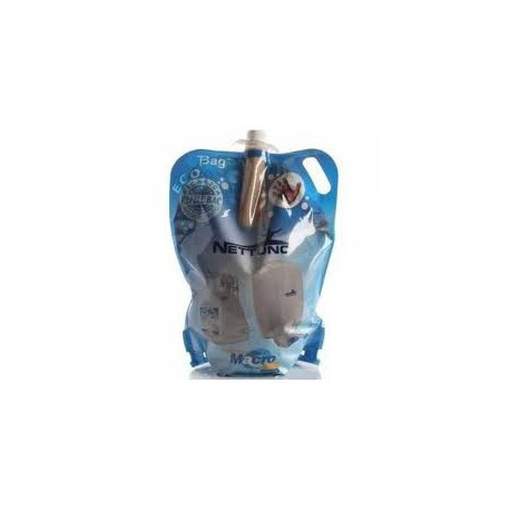 Recarga lavamanos crema MACROCREAM T-Bag 3000ml NETTUNO