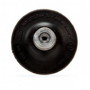 Soporte goma dura 75mm Roloc 45091 3M