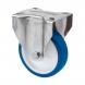 Rueda fija 2-2981 100ømm 130kg poliuretano inox ALEX