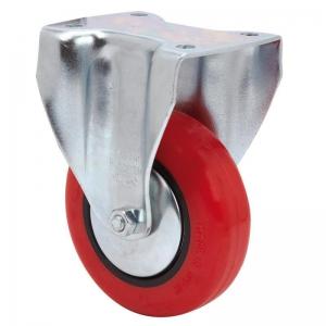 Rueda fija 2-2473 80ømm 70kg poliuretano ALEX