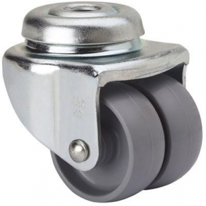 Rueda giratoria 1-0274 50ømm 50kg polipropileno ALEX