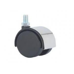 Rueda giratoria 1-0498 50ømm 50kg polipropileno ALEX