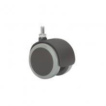 Rueda giratoria 1-0645 50ømm 50kg polipropileno gris ALEX