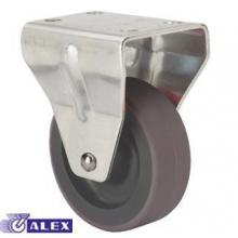 Rueda fija 2-1035 Ø60mm 40kg goma ALEX