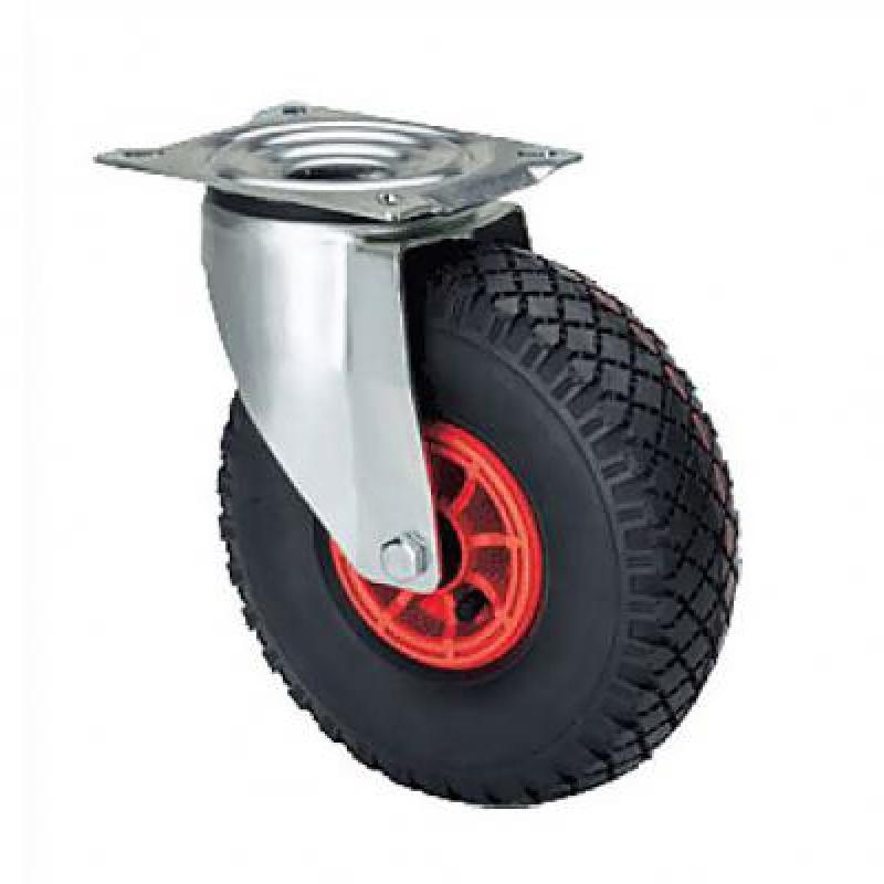 rueda giratoria 4 1626 260mm 100kg impinchable alex
