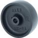 Rueda 2-0073 100ømm 450kg acero alex ALEX