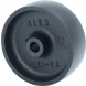 Rueda 2-0074 125ømm 630kg acero ALEX