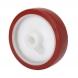 Rueda 2-2480 100ømm 150kg poliuretano ALEX