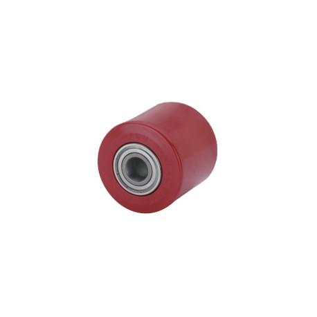 Rodillo 4-1541 82Ømm 500kg poliuretano ALEX
