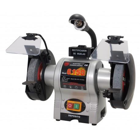 Esmeriladora con luz 150mm YA-6150 YAIM
