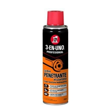 Aflojatodo penetrante spray 250ml 3EN1