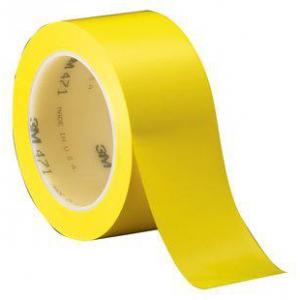 Cinta 471 vinilo 19mmx33m amarilla (48 unidades) 3M