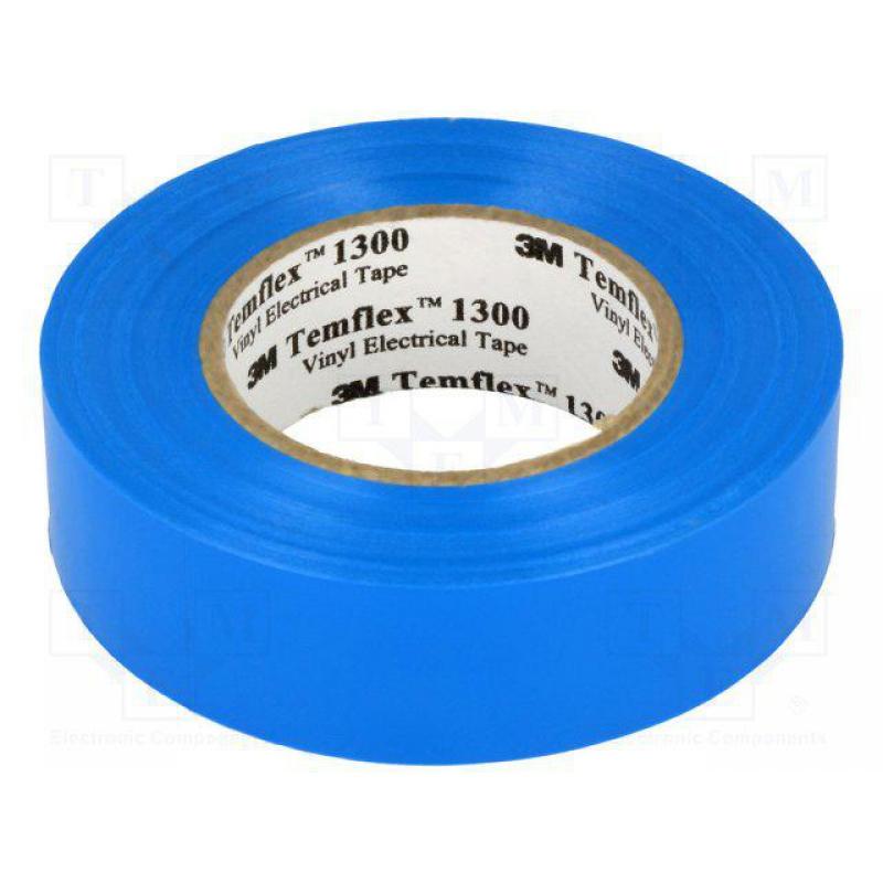 Cinta aislante 10x15mm azul temflex 3m ferreter a campollano for Cinta aislante vulcanizada