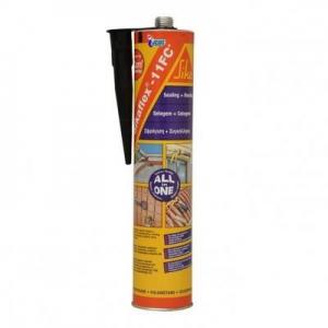 Sellador poliuretano Sikaflex 11FC marron 300ml SIKA