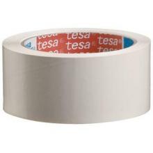 Precinto adhesivo 132mx50mm blanco 4089 TESA