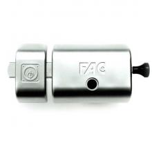 Cerrojo 446-RP/80 UVE Magnet niquelado FAC