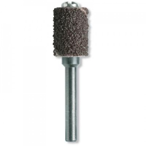 Banda de lijar y mandril 6,4mm grano 60 430 DREMEL