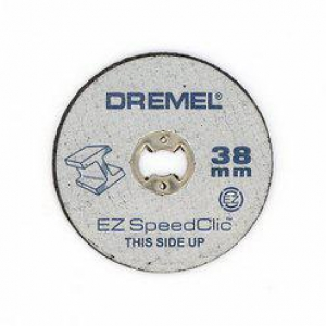 Disco de corte 38mm para metal SC456B SpeedClic (12 uds) DREMEL