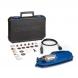 Maquina dr 4000js+65accesorios+4comp+maletin+soporte DREMEL