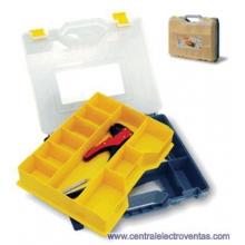 Maletin mod.42 142000 azul/amarillo TAYG