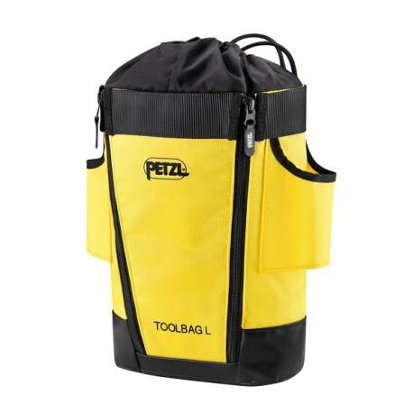 Bolsa portaherramientas toolbag S47Y L PETZL