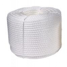 Cuerda poliester 12mm dakota blanca
