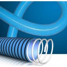 Manguera transfort superelastic azul 60mm  (5 metros)