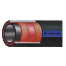 Manguera odeon 40/120 bar agua/aire Ø12x20mm