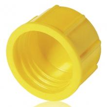 Tapon rosca fina gpn800 m12/150 pe-hd amarillo  POPPELMANN