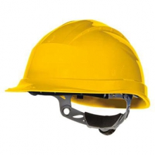 Casco obra QUARTZ UP III amarillo DELTAPLUS