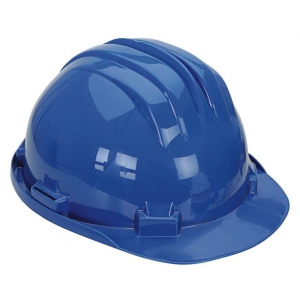 Casco obra proteccion 5-RS azul CLIMAX