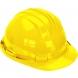 Casco obra proteccion 5-RS amarillo CLIMAX
