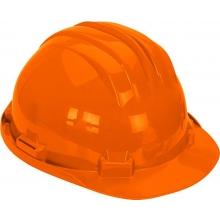 Casco obra proteccion 5-rs naranja CLIMAX