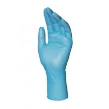 Guante desechable 997 t07 caja/100 nitrilo azul MAPA