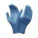 Guante desechable 92-465 t08 caja/100 nitrilo azul ANSELL