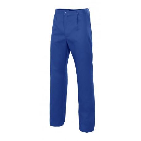 Pantalon elastico 349-9 azulina