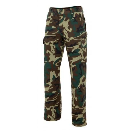 Pantalon de camuflaje 360-33 verde camuflaje