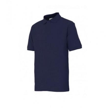 Polo manga corta 105502-61 azul navy