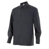 Camisa manga larga 529-0 negro