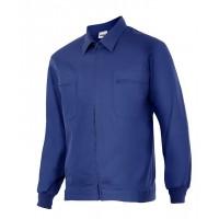 Cazadora con cremallera 61601-9 azulina VELILLA