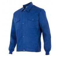 Cazadora de algodon 645-9 azulina VELILLA