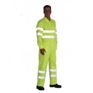 Buzo alta visibilidad 3001-bav t50 amarillo VESIN