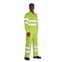Buzo alta visibilidad 3001-bav t58 amarillo VESIN